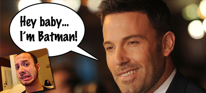 Ben Affleck To Play Batman? Has The World Gone Mad?