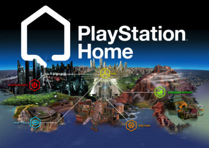 "Playstation Home Makes Users The ""April Fools"""