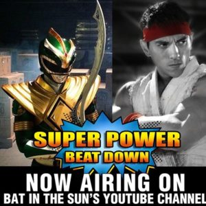 [VIDEO] Green Ranger vs Street Fighter's Ryu