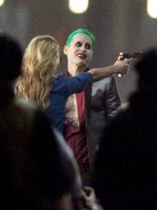 On Set Pictures Of Jered Leto As The Joker