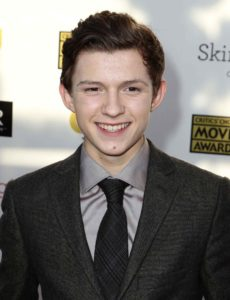 Tom Holland Cast As The New Spider-Man