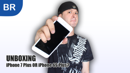iPhone 7 Plus Unboxing Or iPhone 6S Plus Re-Unboxing?